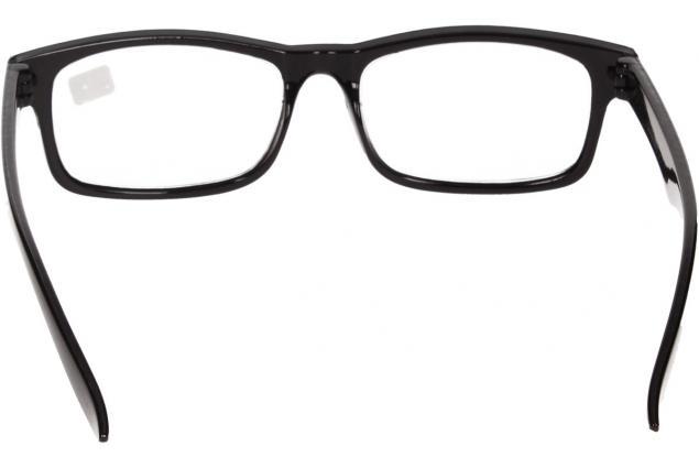 Foto 6 - Dioptrické brýle pro krátkozrakost -1,00 černé