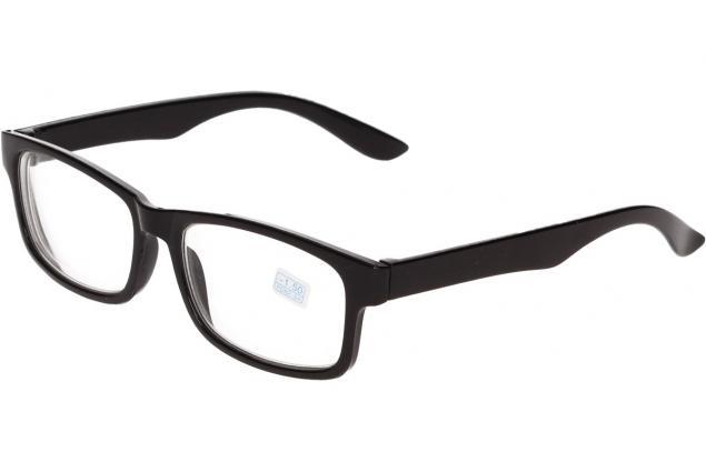 Foto 3 - Dioptrické brýle pro krátkozrakost -1,50 černé