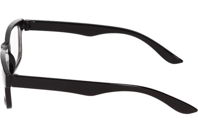 Foto 4 - Dioptrické brýle pro krátkozrakost -1,50 černé