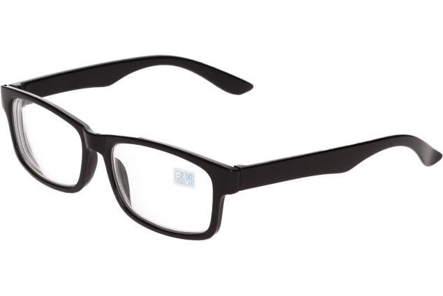 Foto 4 - Dioptrické brýle pro krátkozrakost -2,00 černé