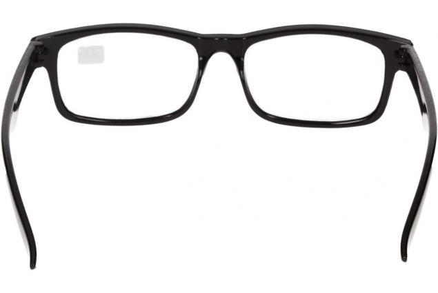 Foto 6 - Dioptrické brýle pro krátkozrakost -2,00 černé
