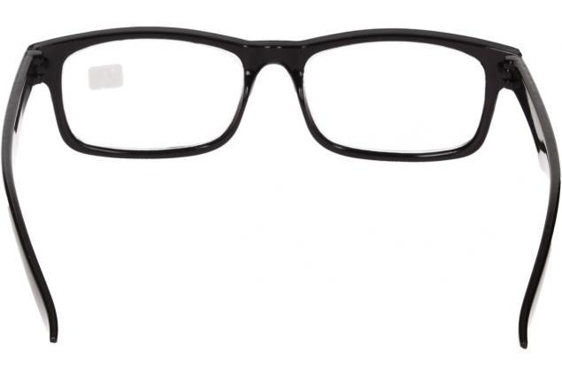 Foto 6 - Dioptrické brýle pro krátkozrakost -2,50 černé