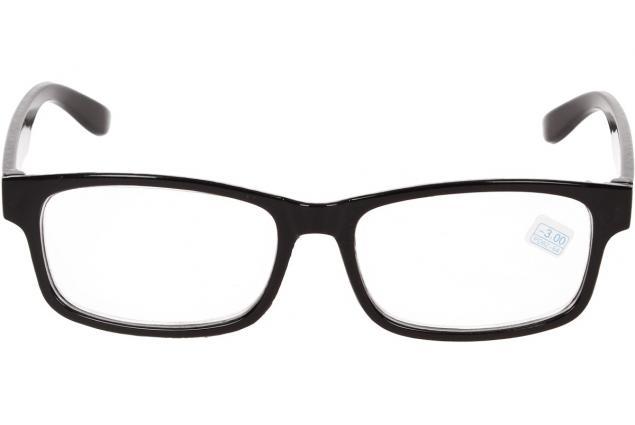 Foto 3 - Dioptrické brýle pro krátkozrakost -3,00 černé