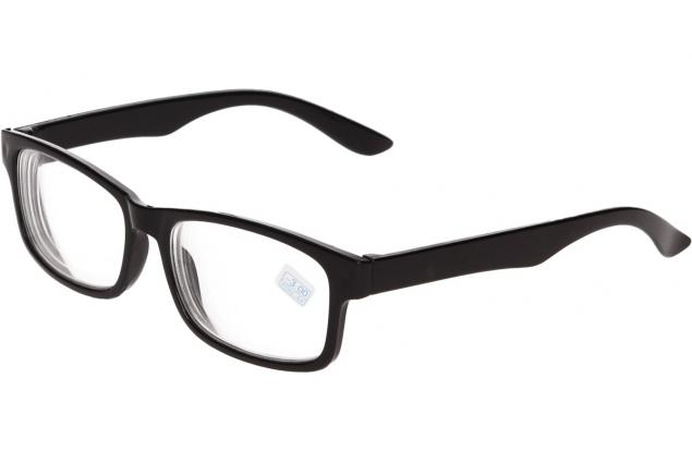 Foto 4 - Dioptrické brýle pro krátkozrakost -3,00 černé