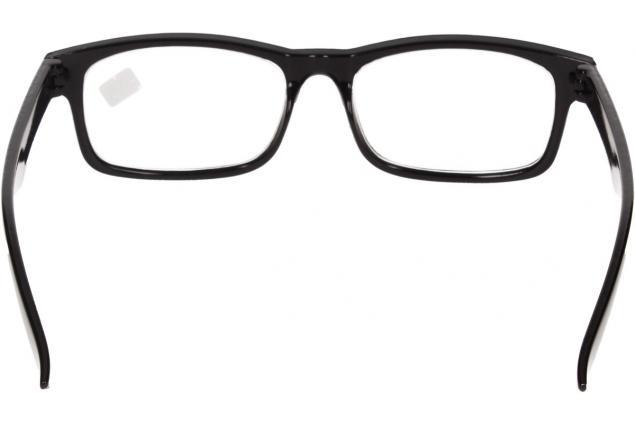 Foto 6 - Dioptrické brýle pro krátkozrakost -3,00 černé