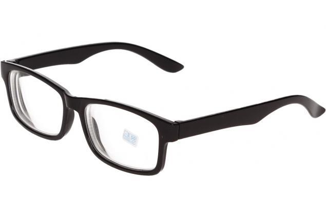 Foto 4 - Dioptrické brýle pro krátkozrakost -3,50 černé