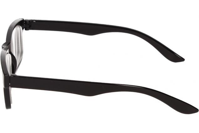 Foto 5 - Dioptrické brýle pro krátkozrakost -3,50 černé
