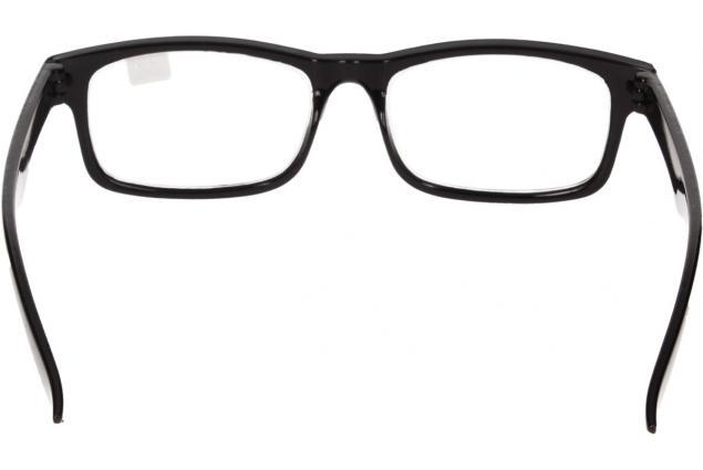 Foto 6 - Dioptrické brýle pro krátkozrakost -4,00 černé