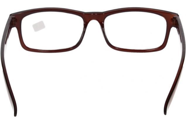 Foto 6 - Dioptrické brýle pro krátkozrakost -1,00 hnědé