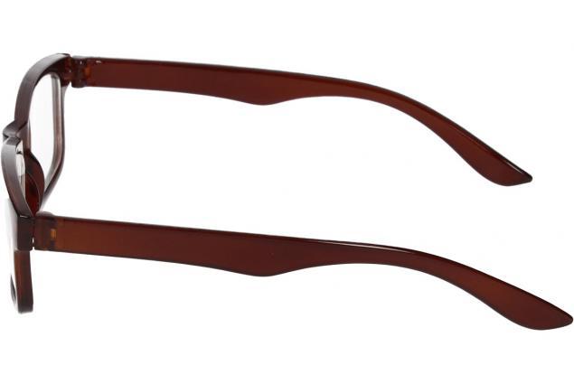 Foto 5 - Dioptrické brýle pro krátkozrakost -1,50 hnědé