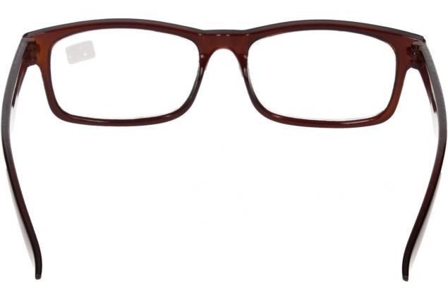 Foto 6 - Dioptrické brýle pro krátkozrakost -1,50 hnědé