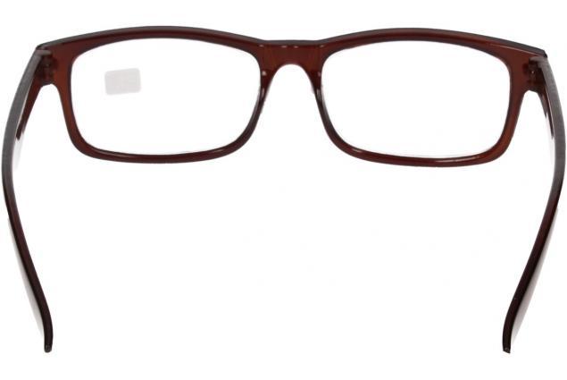 Foto 6 - Dioptrické brýle pro krátkozrakost -2,00 hnědé