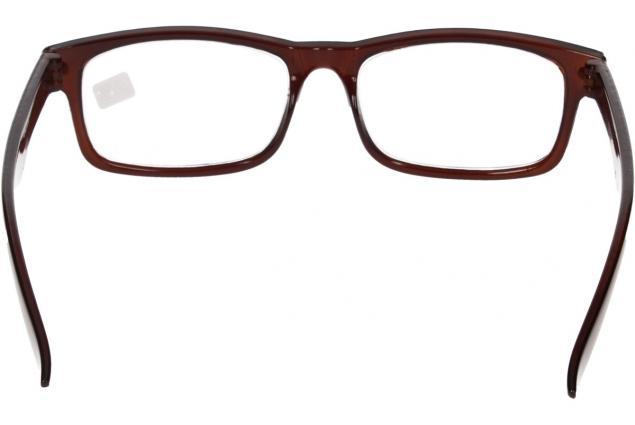 Foto 6 - Dioptrické brýle pro krátkozrakost -2,50 hnědé