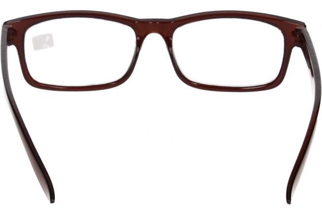 Foto 6 - Dioptrické brýle pro krátkozrakost -3,00 hnědé