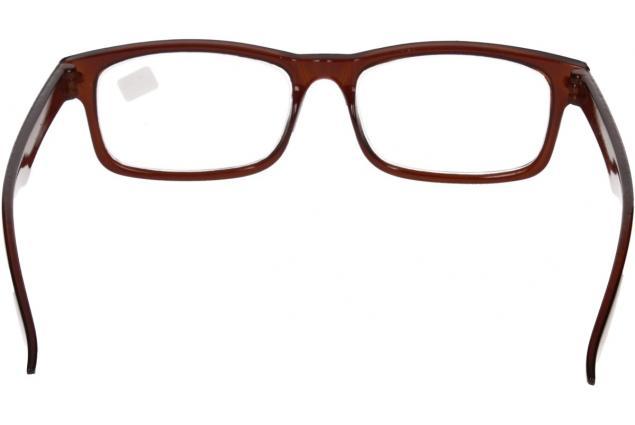Foto 6 - Dioptrické brýle pro krátkozrakost -4,00 hnědé