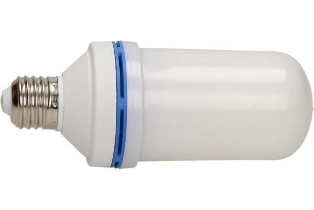 Foto 5 - LED žárovka s efektem plamene 7W