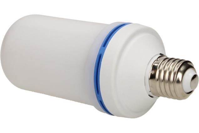 Foto 8 - LED žárovka s efektem plamene 7W
