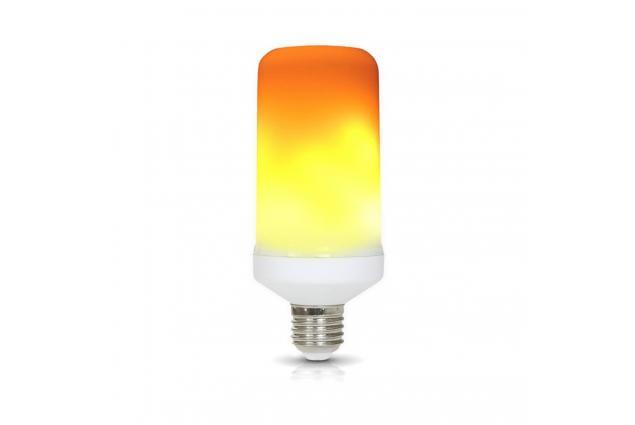 Foto 2 - LED žárovka s efektem plamene 7W