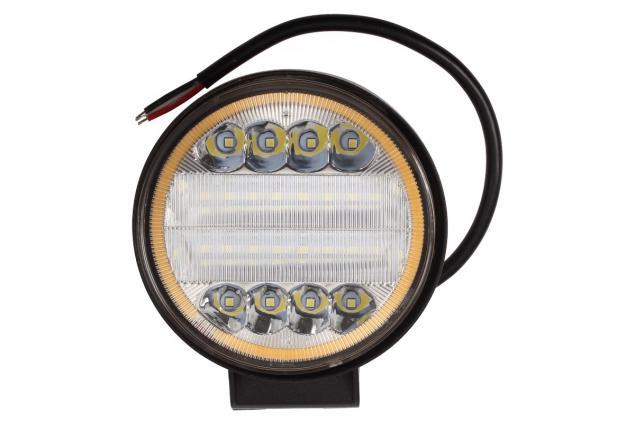 Foto 3 - LED pracovní světlo 24W double colour kulaté