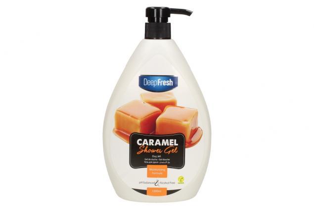 Foto 2 - Deep Fresh sprchový gel caramel 1L