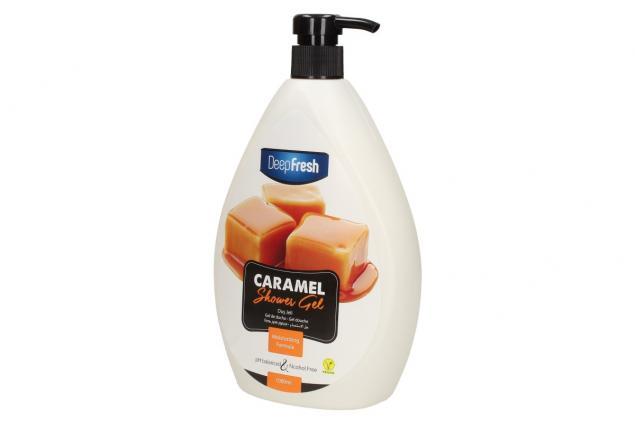 Foto 3 - Deep Fresh sprchový gel caramel 1L