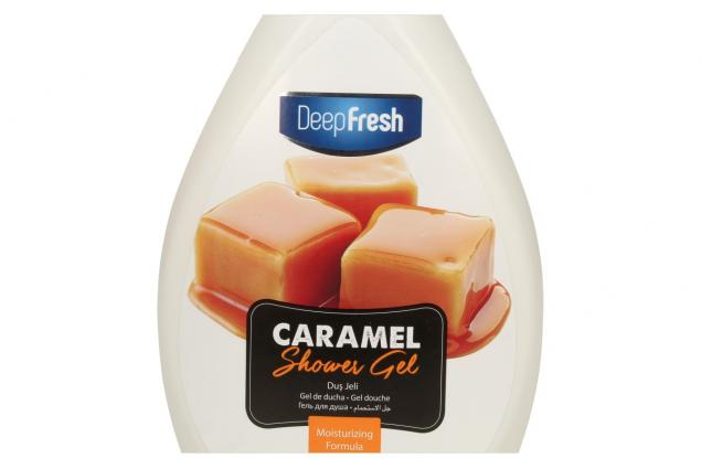 Foto 4 - Deep Fresh sprchový gel caramel 1L