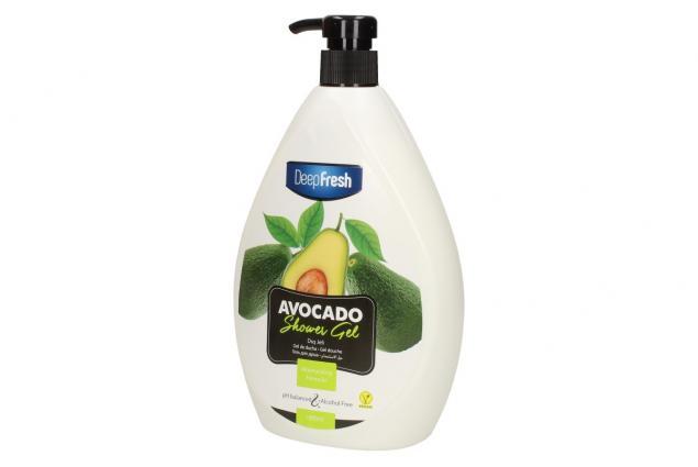 Foto 3 - Deep Fresh sprchový gel avocado 1L