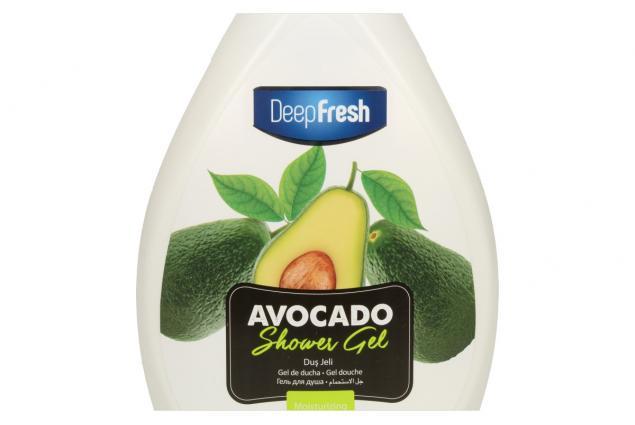 Foto 4 - Deep Fresh sprchový gel avocado 1L