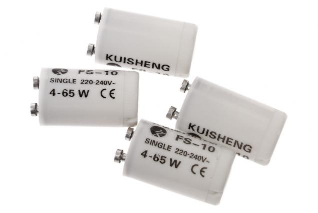 Foto 3 - Startér fluorescenčních zářivek 4-65 W 4ks