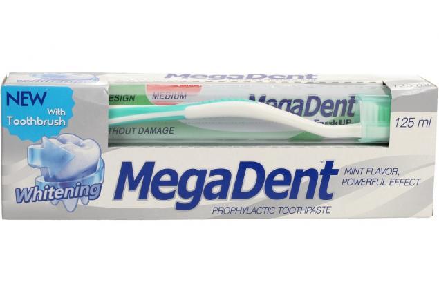 Foto 2 - Zubní pasta Whitening 125 ml s kartáčkem