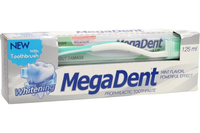 Foto 3 - Zubní pasta Whitening 125 ml s kartáčkem