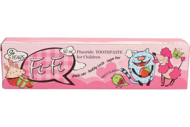 Foto 2 - Dětská zubní pasta Fi-Fi 50 ml