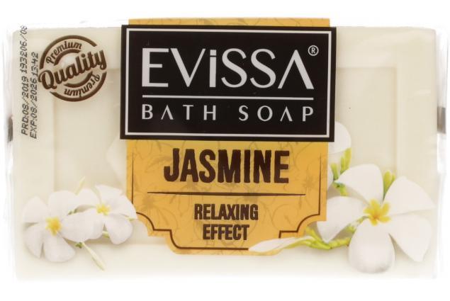 Foto 2 - Evissa mýdlo na obličej i tělo jasmine 150g