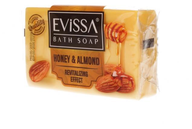 Foto 3 - Evissa mýdlo na obličej i tělo honey & almond 150g