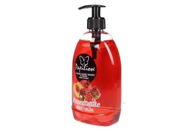 Foto 3 - Papilion tekuté mýdlo na ruce 500ml Pomegranate