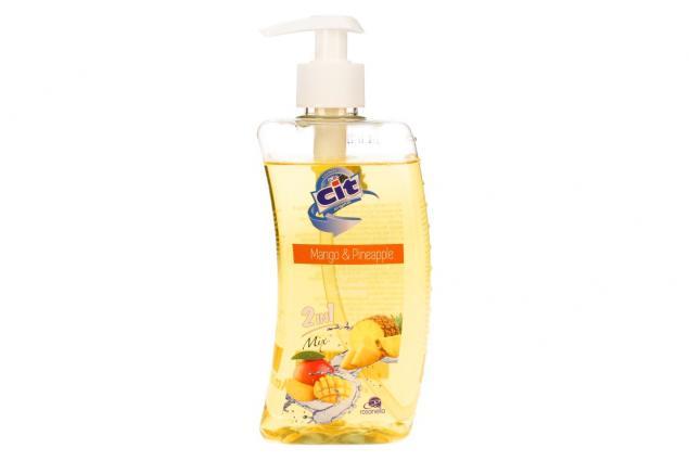 Foto 2 - Cit tekuté mýdlo 500ml Mango & Pineapple 2v1