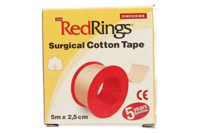 Foto 2 - Chirurgická bavlněná páska 5m x 2,5cm