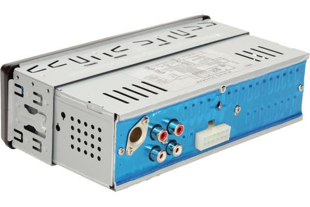 Foto 7 - Autorádio ELEMENT s Bluetooth a MP3 přehrávačem