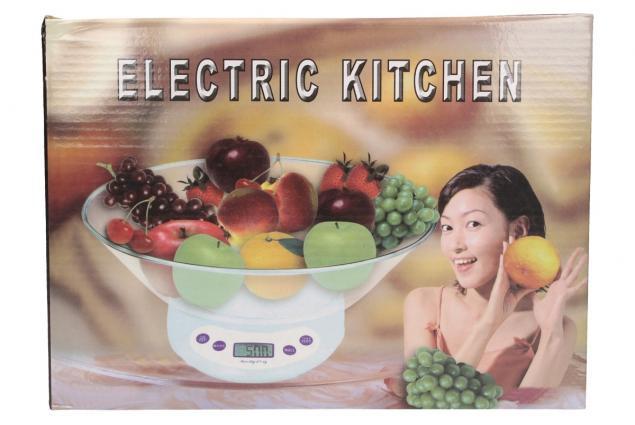 Foto 2 - Kuchyňská digitální váha Scale