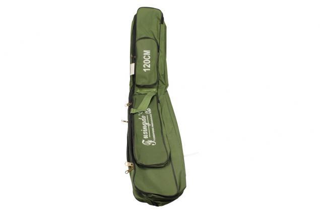 Foto 4 - Rybářská taška na pruty a vybavení 120 cm