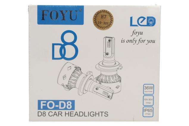 Foto 6 - LED autožárovka FOYUD8 H7 CANBUS 10-30V 36W