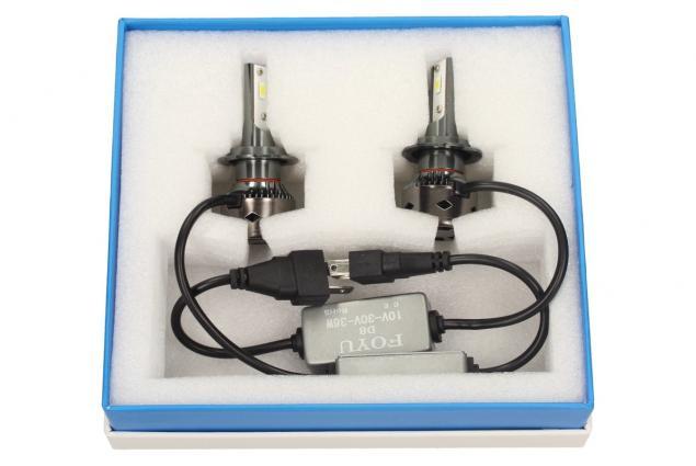 Foto 2 - LED autožárovka FOYUD8 H7 CANBUS 10-30V 36W