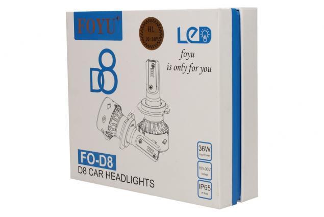 Foto 3 - LED autožárovka FOYUD8 H1 CANBUS 10-30V 36W