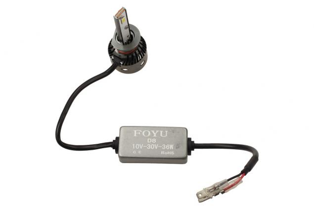 Foto 5 - LED autožárovka FOYUD8 H1 CANBUS 10-30V 36W