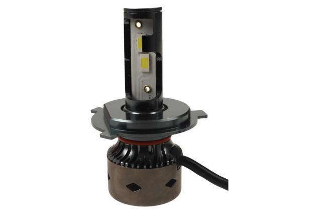 Foto 5 - LED autožárovka FOYU D8 H4 CANBUS 10-30V 36W