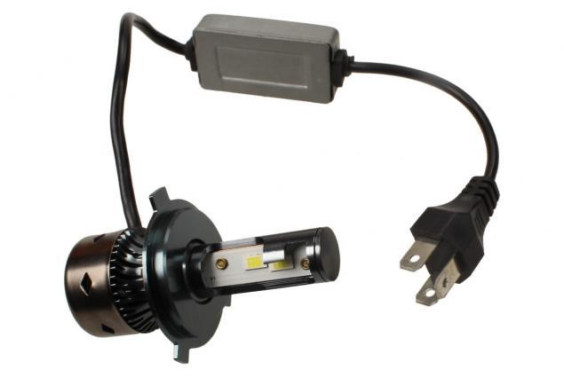 Foto 7 - LED autožárovka FOYU D8 H4 CANBUS 10-30V 36W