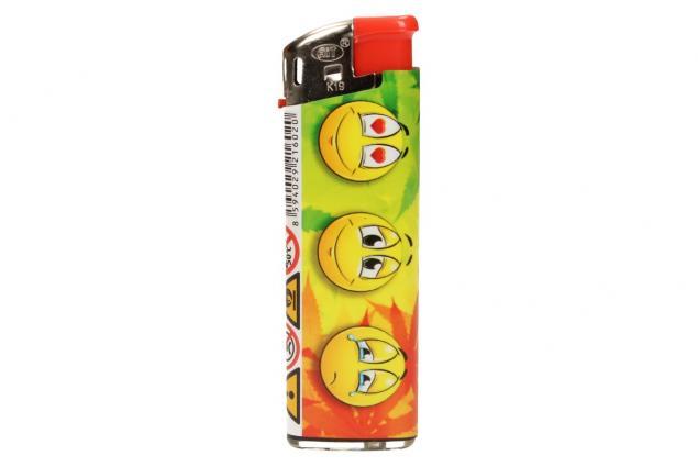 Foto 4 - Sada zapalovačů se smajlíky 50 ks