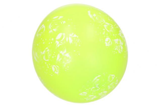 Foto 4 - Vzorované různobarevné balonky
