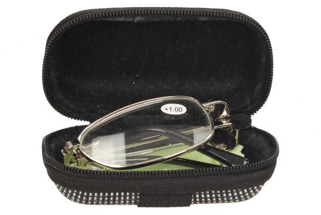 Foto 2 - Skládací brýle v pouzdře +1.00