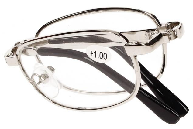 Foto 12 - Skládací brýle v pouzdře +1.00